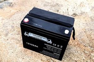 باتری پالت تراک