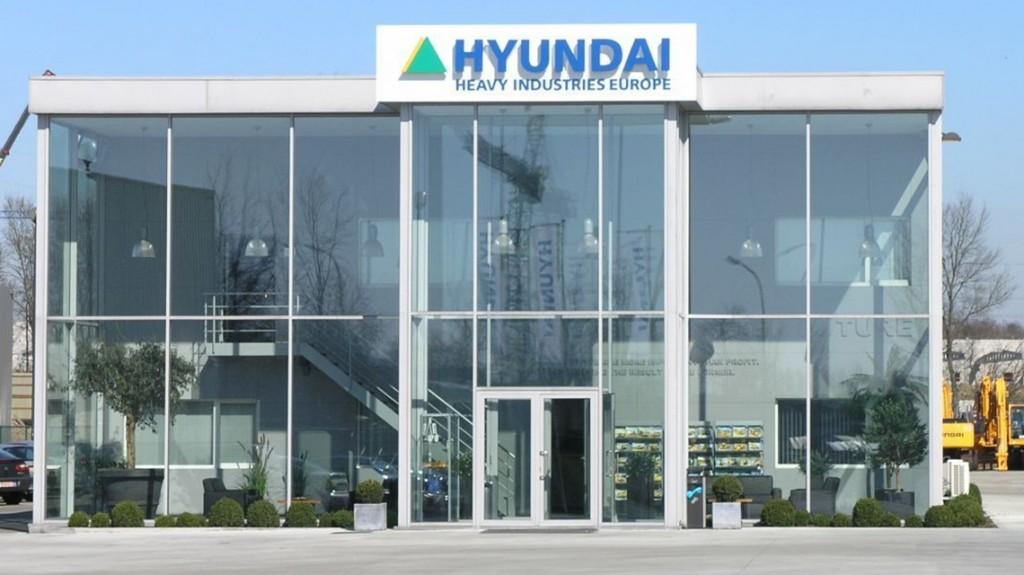 فروش لیفتراک هیوندای